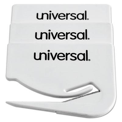Universal® Letter Slitter Hand Letter Opener with Concealed Blade