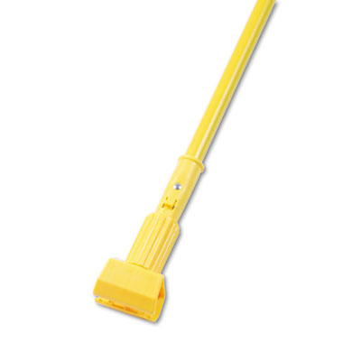 "Boardwalk® 60"" Plastic Jaws Mop Handle"