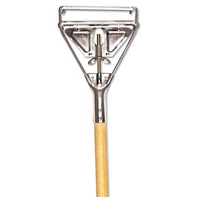 Boardwalk® Quick Change Metal Head Mop Handle