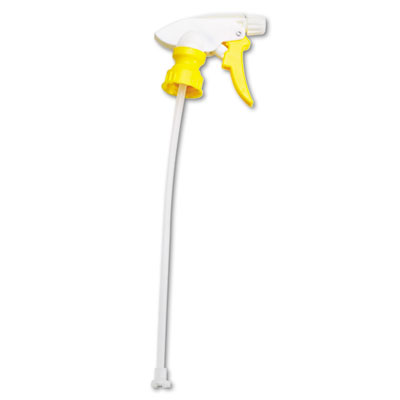 "Boardwalk® 9-1/2"" Chemical-Resistant Trigger Sprayer"