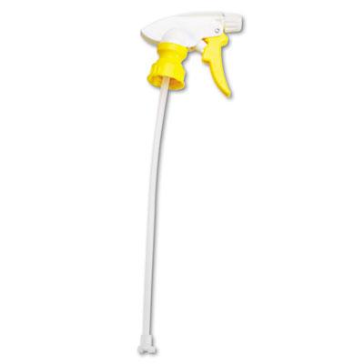 "Boardwalk® 9-1/2"" Chemical-Resistant Trigger Sprayer"