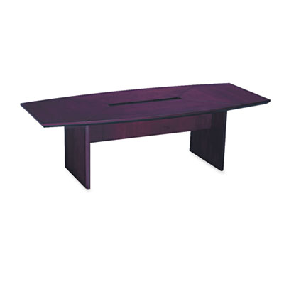 Mayline® Corsica® Series Boat Shape Conference Table Top