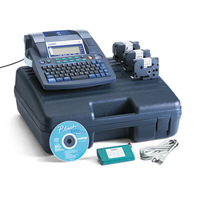 Brother® P-Touch® PT-9600 Professional Labeling System