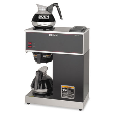 BUNN® VPR Two Burner Pourover Coffee Brewer