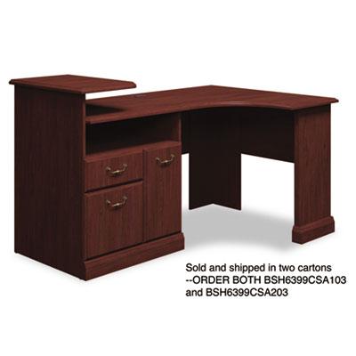 Bush® Syndicate Collection Corner Desk