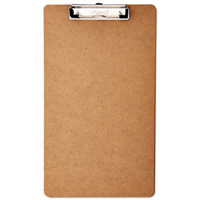 Universal® Recycled Clipboard with Low-Profile Clip