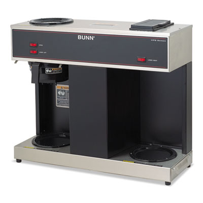 BUNN® VPS Three Burner Pourover Coffee Brewer