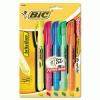 BIC® Brite Liner® Retractable Highlighters