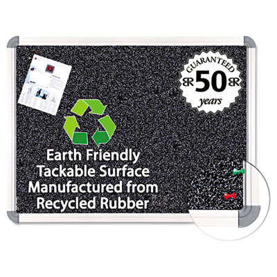 Best-Rite® Recycled Rubber-Tak Tackboard