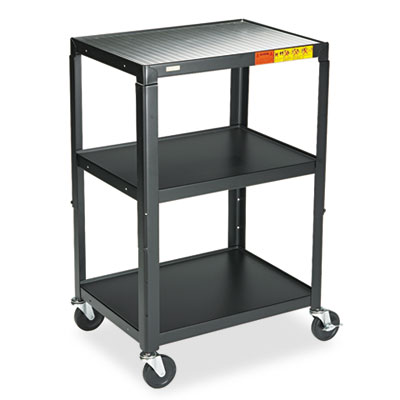 Bretford Five-In-One Adjustable AV Cart