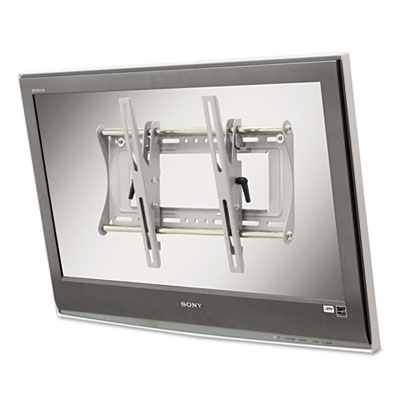 "Bretford Large Flat Panel Flush Wall Mount for 42"" to 61"" Diagonal Monitors"