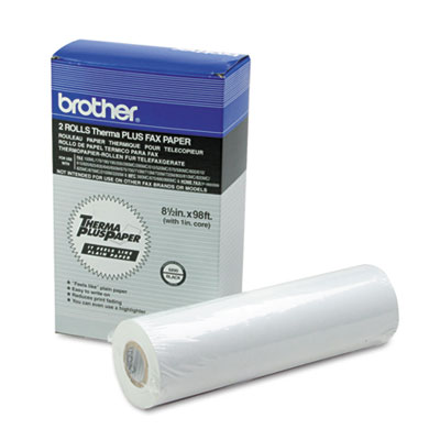 Brother® 98' ThermaPlus Fax Paper Roll
