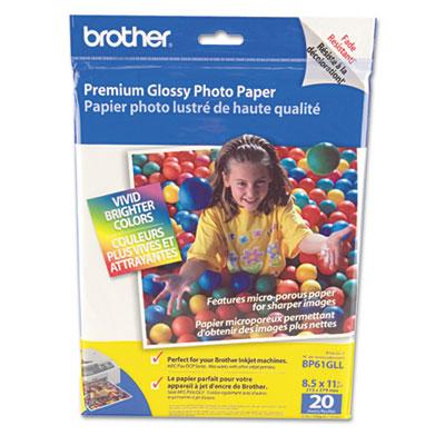 Brother® Innobella™ Premium Glossy Photo Paper