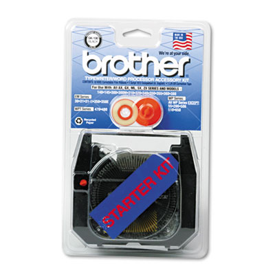 Brother® Starter Kit for Brother® Typewriters