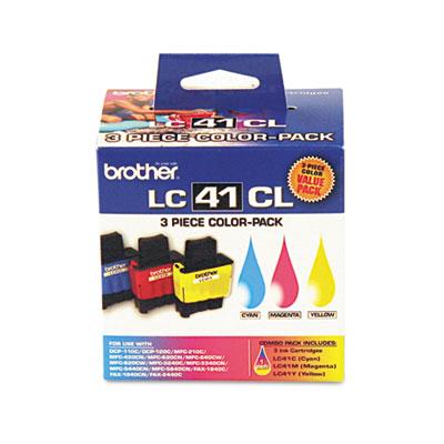 Brother® LC413PKS Inkjet Cartridge