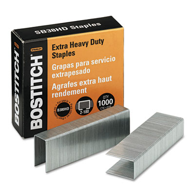 Bostitch® Heavy-Duty Premium Staples