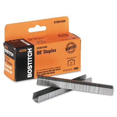 Bostitch® B8® PowerCrown™ Premium Staples