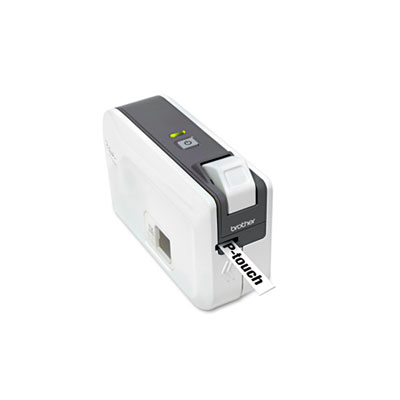 Brother® P-Touch® PT-1230PC PC-Connectable Label Printer