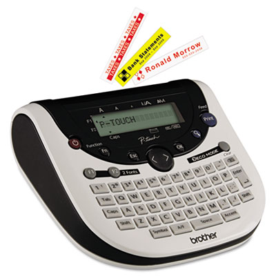 Brother® P-Touch® PT-1290 Simply Stylish Home & Office Labeler