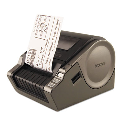 Brother® QL-1050 Wide Format Professional Label Printer