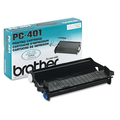 Brother® PC401 Thermal Transfer Print Cartridge