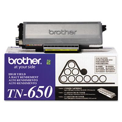 Brother® TN650, TN620 Toner