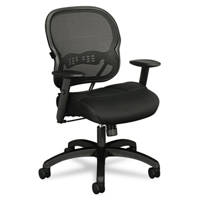 basyx® VL712 Mesh Mid-Back Task Chair