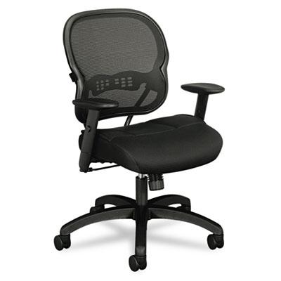 basyx® VL712 Mesh Mid-Back Task Chair