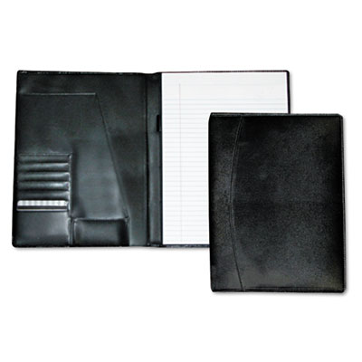 Buxton® Classic Leather Pad Folio & Writing Pad