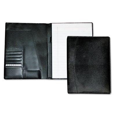 Buxton® Classic Leather Pad Folio & Writing Pad