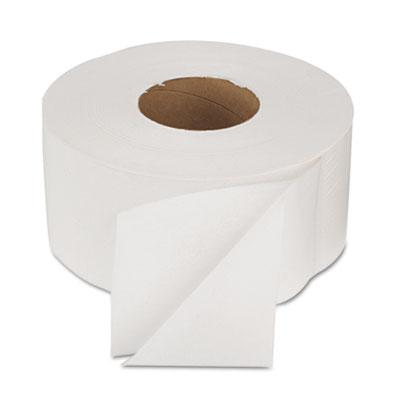 Boardwalk® Boardwalk® Green Jumbo Bathroom Tissue