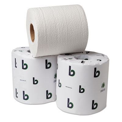 Boardwalk® Boardwalk® Green Bathroom Tissue