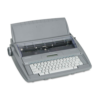 Brother® SX-4000 Portable Daisywheel Typewriter