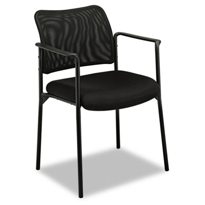 basyx® VL516 Stacking Guest Chair with Arms