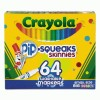 Crayola® Pip-Squeaks Skinnies™ Washable Markers