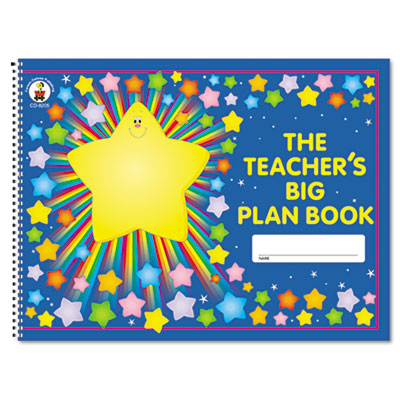 Carson-Dellosa Publishing Weekly Lesson Plan Book