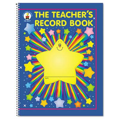 Carson-Dellosa Publishing School Year Record Book