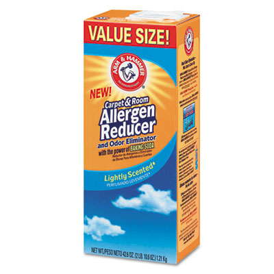 Arm & Hammer™ Carpet & Room Allergen Reducer and Odor Eliminator
