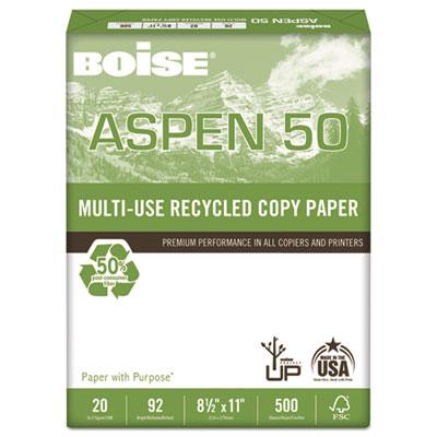 Boise® ASPEN® 50 Multi-Use Recycled Paper