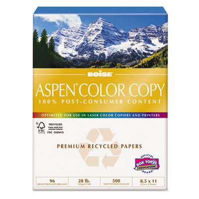 Boise® ASPEN® Premium Color Copy Paper