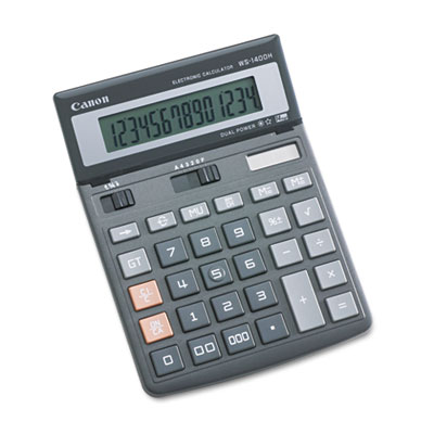 Canon® WS1400H Display Calculator