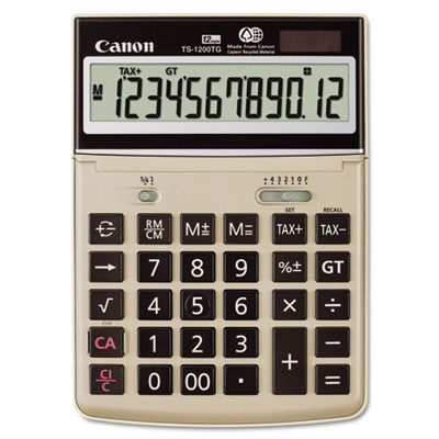 Canon® TS1200TG Desktop Calculator