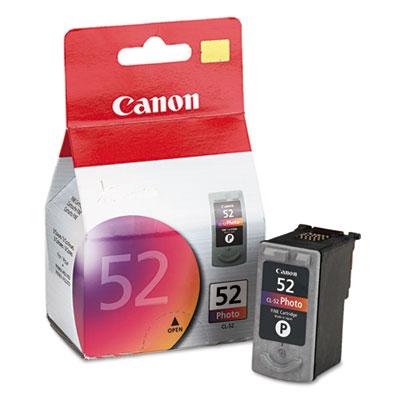 Canon® CL52TRI Inkjet Cartridge