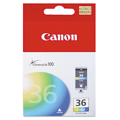 Canon® CLI36 Ink Tank
