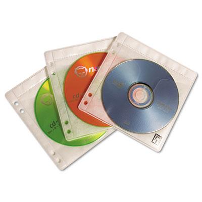 Case Logic® ProSleeve® II CD/DVD Sleeves