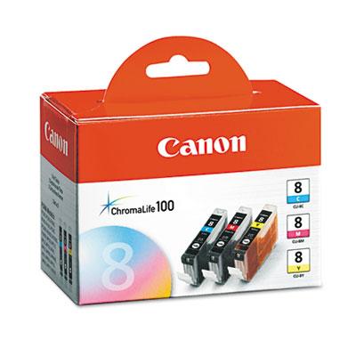Canon® 0621B016 (CLI-8) Inkjet Cartridge