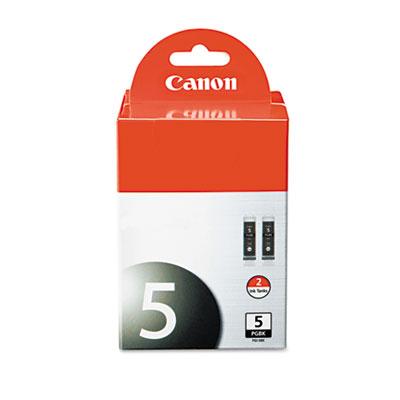Canon® 0628B009 (PGI-5BK) Inkjet Cartridge