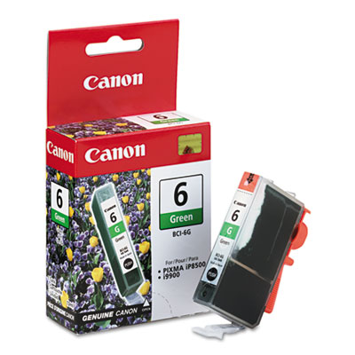 Canon® BCI6G, BCI6R Ink Tank