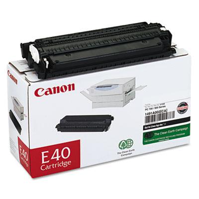 Canon® E40 Toner Cartridge