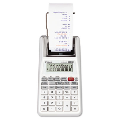 Canon® P1-DHV-G 12-Digit Palm Printing Calculator